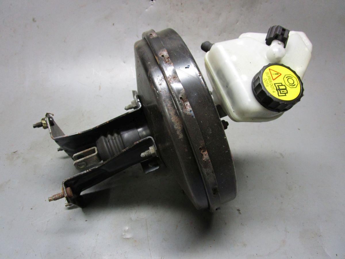 master brake cylinder brake servo ford mondeo iii 3 mk3 b5y 1 8 16v ebay. Black Bedroom Furniture Sets. Home Design Ideas