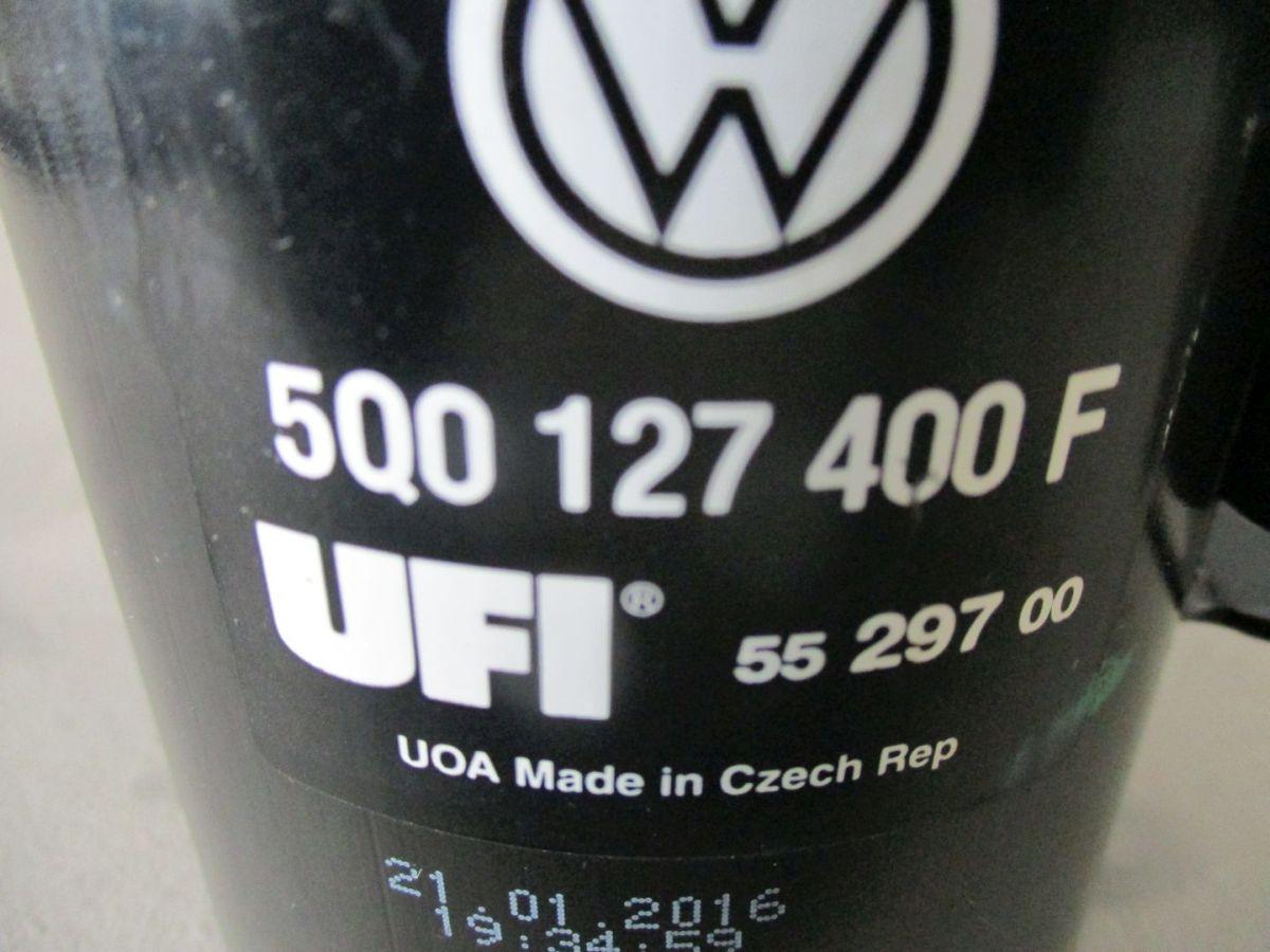 Kraftstofffilter Dieselfilter 5Q F VW GOLF 7 VII GTD GTI 12 17