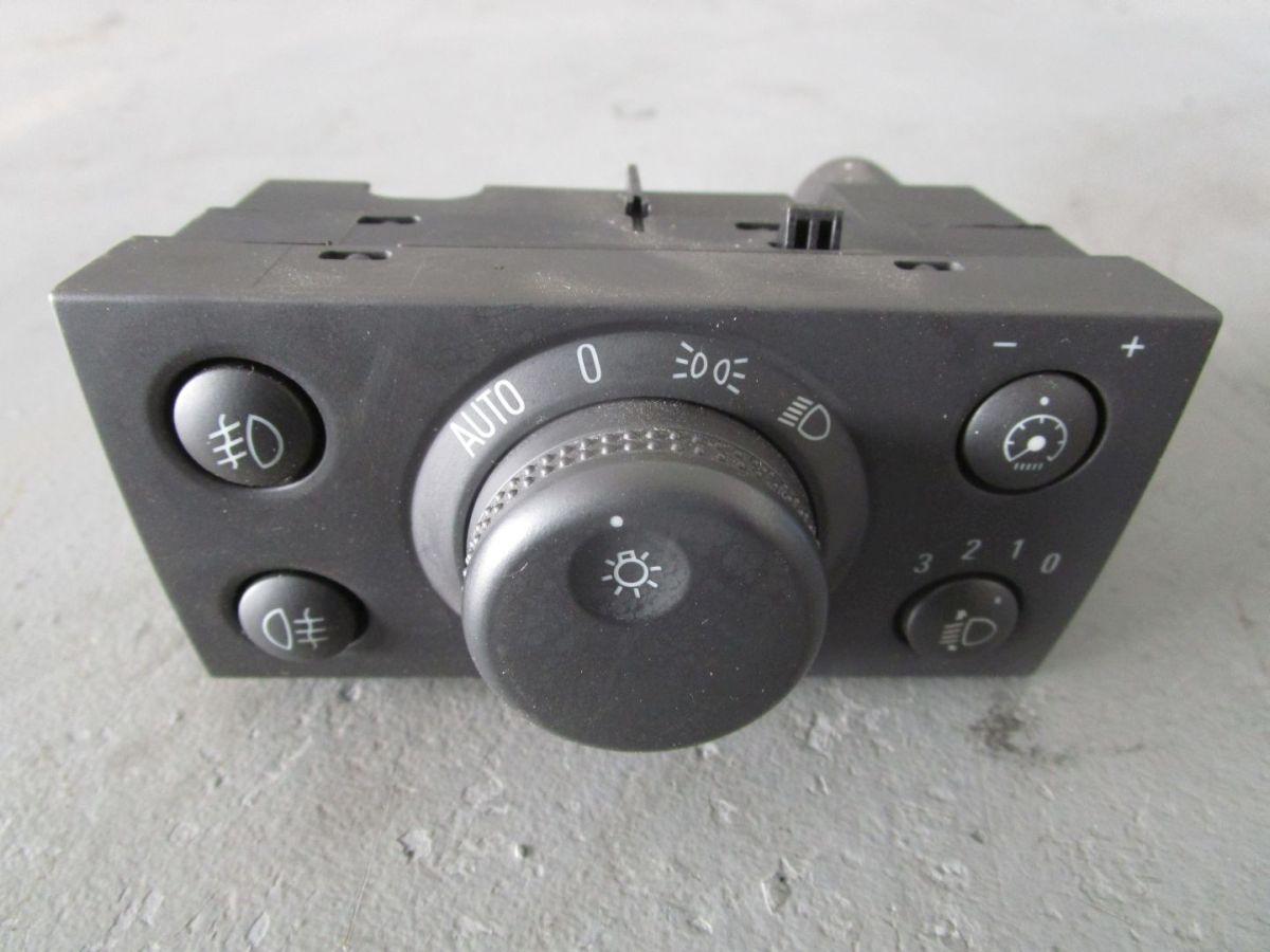 Schalter Licht Lichtschalter 13230802 OPEL VECTRA C 1.9 CDTI ...