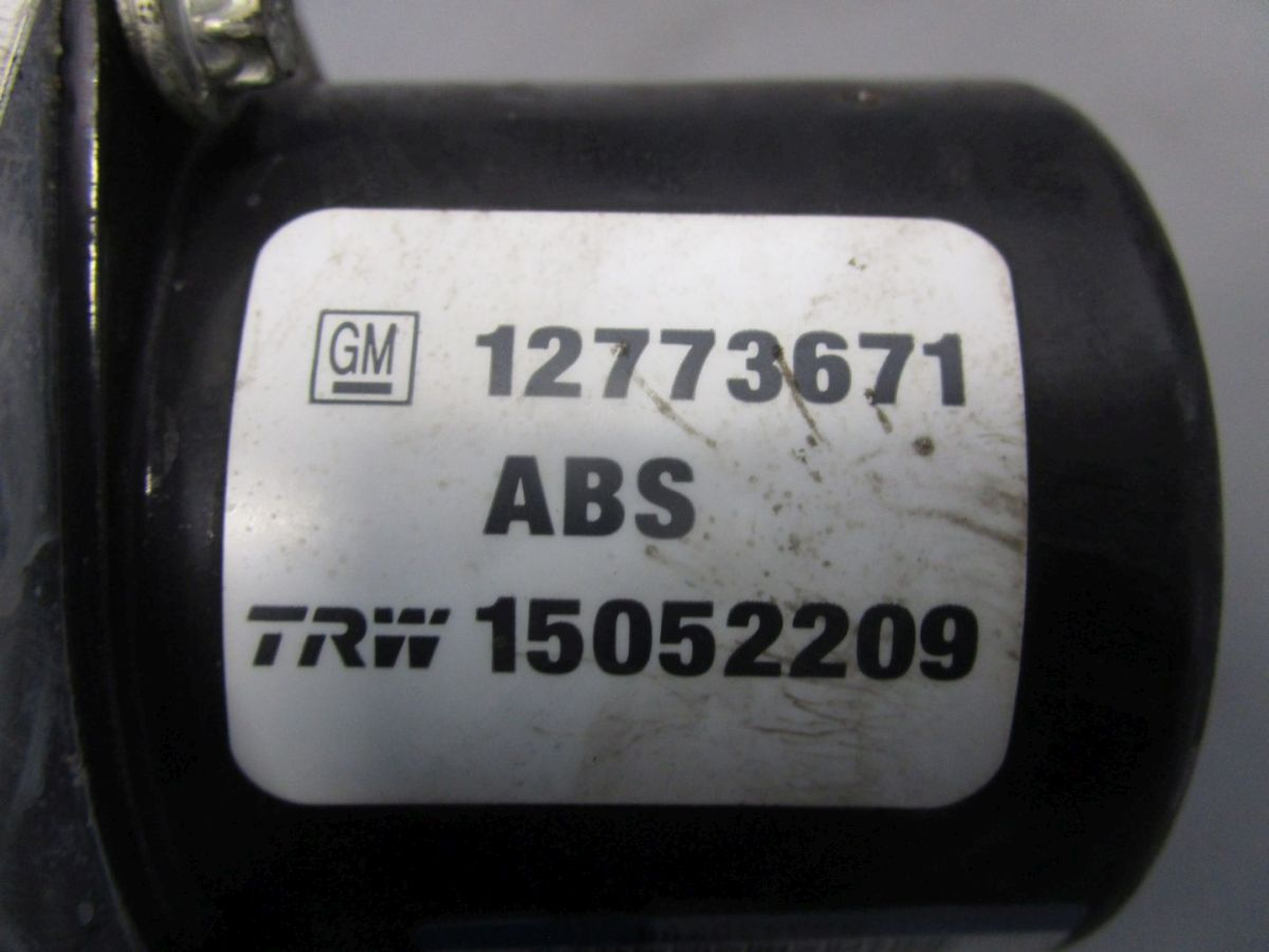 ABS-BLOCCO-IDRAULICO-CENTRALINA-12773671-OPEL-VECTRA-C-1-9-CDTI-VAUXHALL