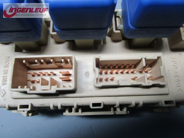 39652_3 fuse box relay nissan x trail (t30) 2 2 dci 4x4 ebay nissan x trail t30 fuse box diagram at readyjetset.co
