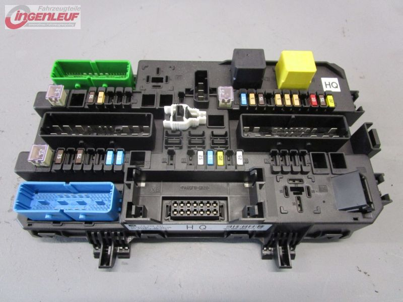 Fuse Box For Vauxhall Zafira 2008 : Zafira b engine wiring diagram vauxhall