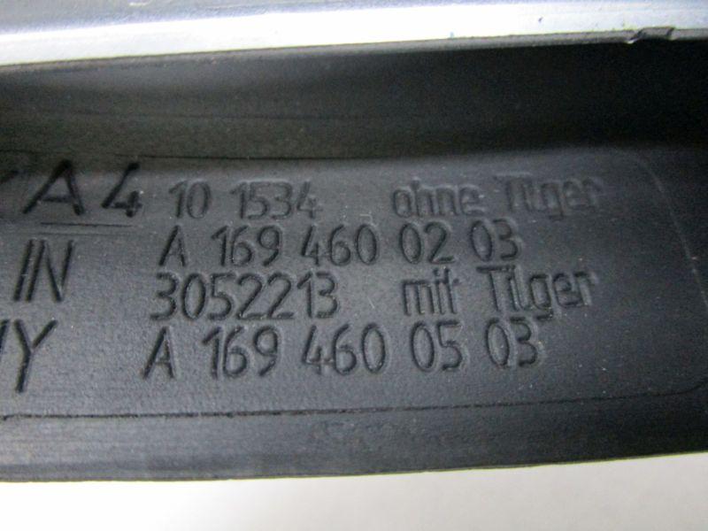 Lenkrad MERCEDES A-KLASSE (W169) A 180 CDI 04-08