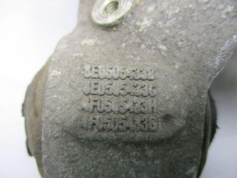 Achsschenkel Radnabe links hinten AUDI A6 AVANT 4F 05-08