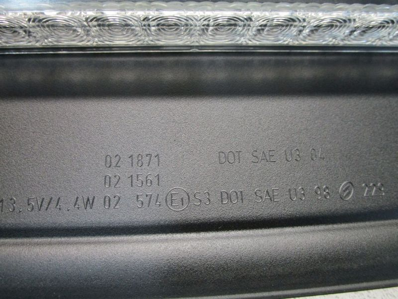 3. Bremsleuchte Bremslicht BMW 5 (E60) 520D 05-07