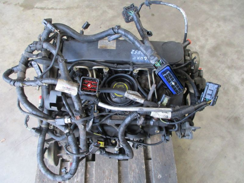 Motor (Diesel) Engine JAGUAR X-TYPE KOMBI 04-07