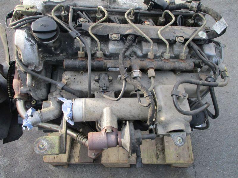 Motor (Diesel) Engine D27R-007SSANGYONG REXTON (GAB_) 2.7 XDI