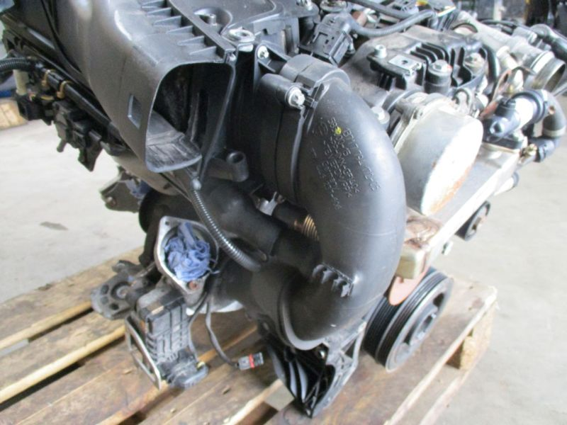 Motor (Diesel) Engine BMW 5 TOURING (E61) 525D