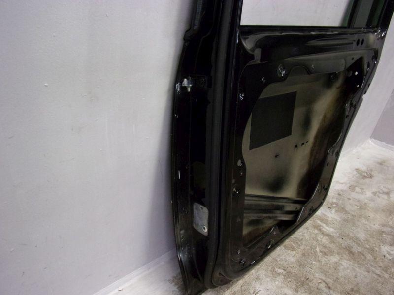 Tür Türe rechts hinten LC9X Deep BlackVW TOURAN (1T1, 1T2) 1.9 TDI