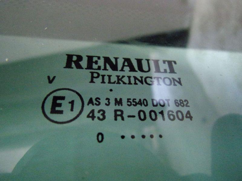 Schiebedach Glas PanoramaRENAULT CLIO III GT (KR0/1_) 09-13