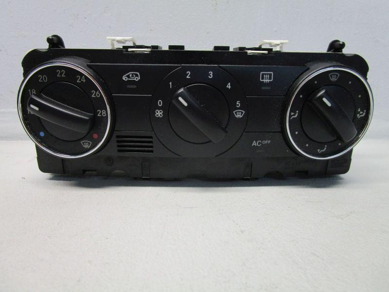 Bedienelement, Klimaanlage MERCEDES A-KLASSE (W169) A 180 CDI 04-08