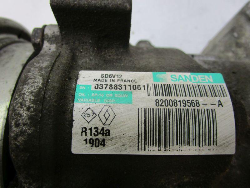 Klimakompressor RENAULT CLIO III GT (KR0/1_) 09-13