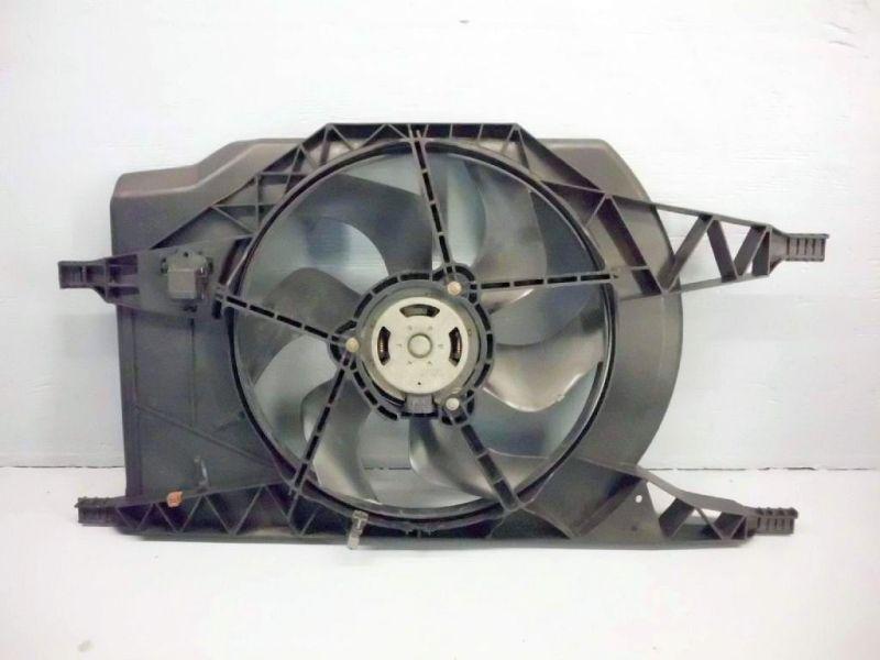 Elektromotor, Kühlerlüfter RENAULT LAGUNA II GRANDTOUR (KG0/1_) 1.9 DCI (KG