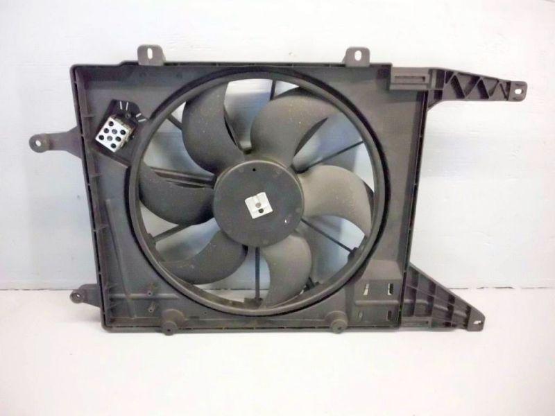 Elektromotor, Kühlerlüfter RENAULT SCENIC I (JA0/1_) 2.0 16V (JA1B, JA1D)