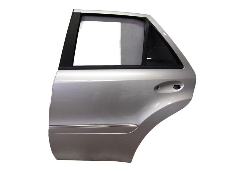 Tür Türe links hinten 775 IridiumsilberMERCEDES M-KLASSE (W164) ML