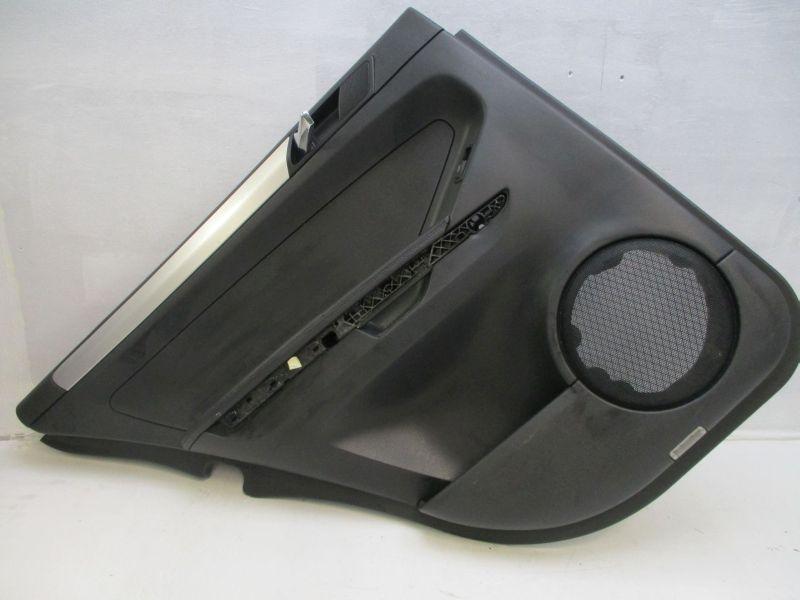 Türverkleidung Türpappe links hinten TeillederMERCEDES M-KLASSE (W164) ML