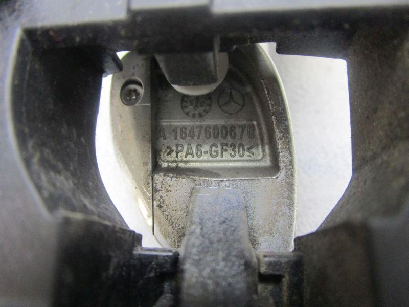 Türgriff Türaussengriff rechts hinten MERCEDES M-KLASSE (W164) ML