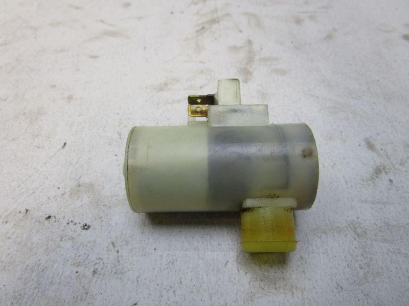 Wischwasserpumpe Pumpe Waschanlage SUZUKI GRAND VITARA II (JT) 1.9 DDIS