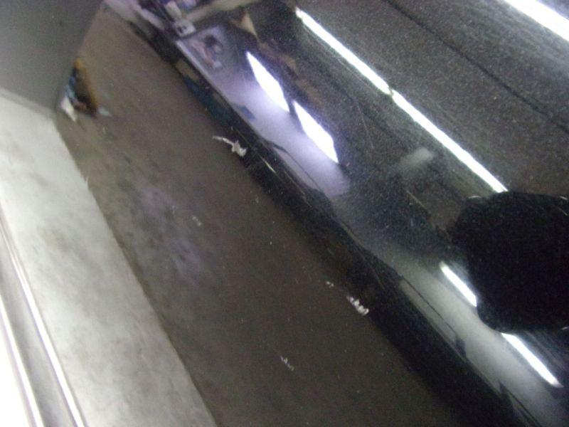 Tür Türe links hinten 189 SmaragdschwarzMERCEDES M-KLASSE (W164) ML 05-09