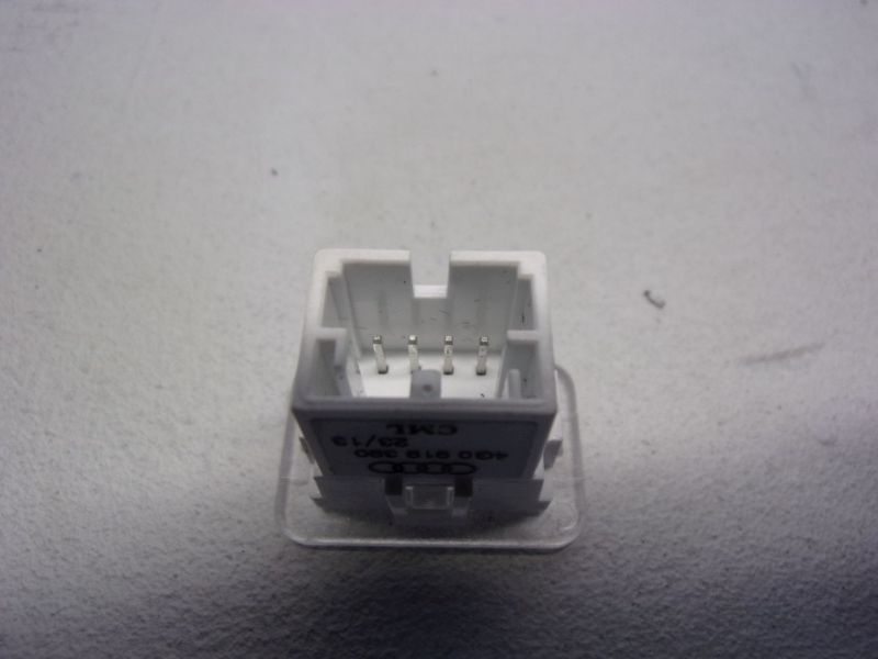 Innenleuchte Fußraumbeleuchtung LEDAUDI A7 S7 4GA 4.0 TFSI