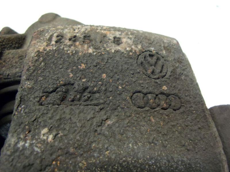 Bremssattel Bremszange rechts vorn VW TOURAN (1T1, 1T2) 1.9 TDI