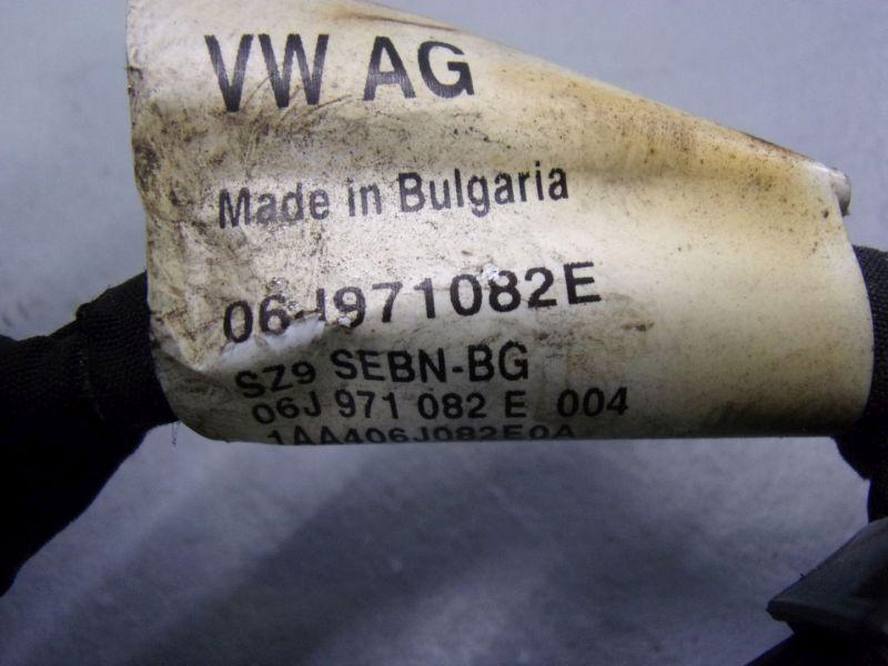 Einspritzdüse EinspritzleisteVW GOLF VI 6 CABRIO GTI (517) 2.0 TSI
