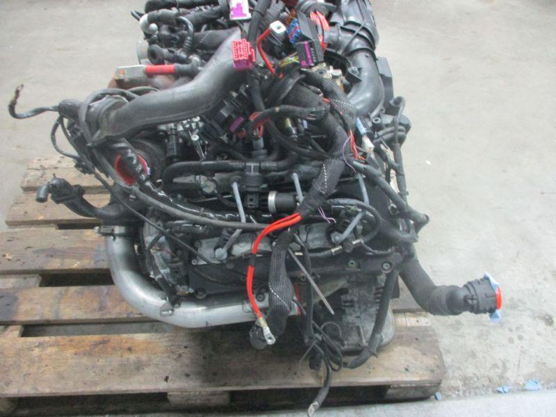 Motor (Diesel) Engine BMK KomplettmotorAUDI A6 AVANT (4F5, C6) 3.0 TDI