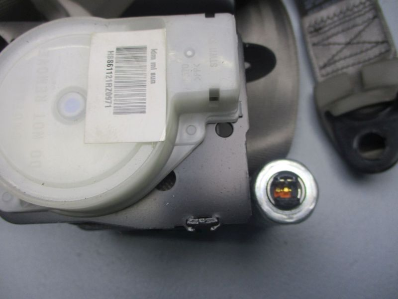 Sicherheitsgurt Gurt rechts vorn KIA CARNIVAL III (VQ) 2.9 CRD