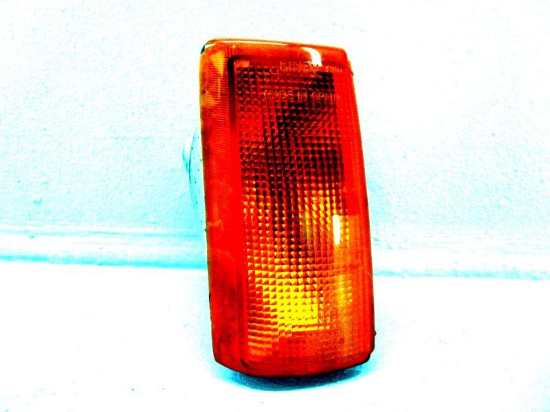 Blinker Blinkleuchte rechts Orange.