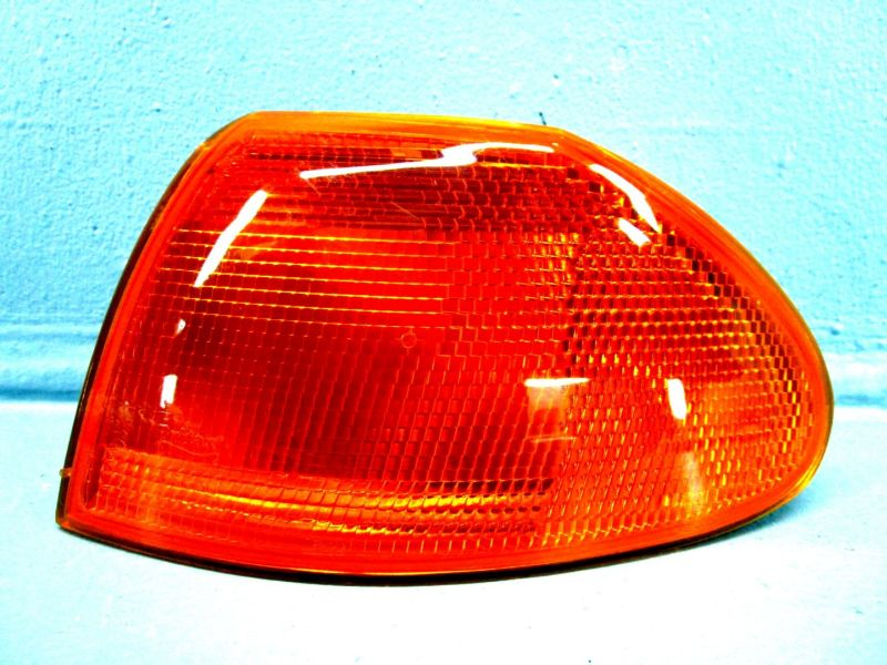 Blinker Blinkleuchte links Orange.