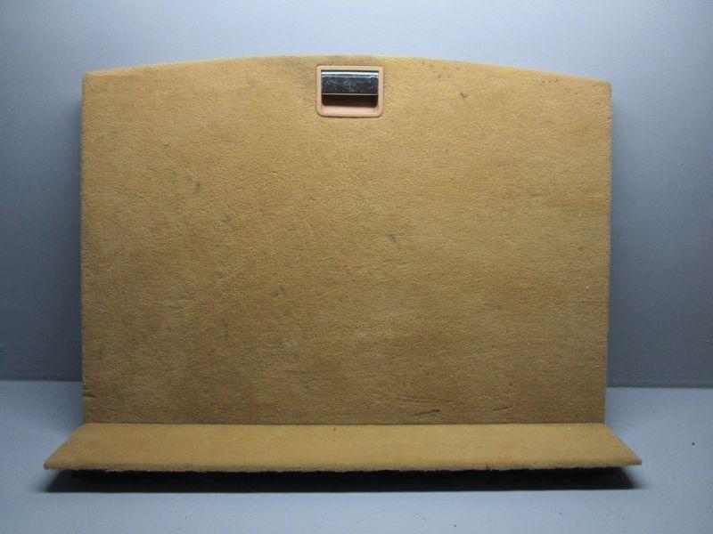 Bodenbelag Kofferraum SandbeigePORSCHE CAYENNE (955) S 4.5 02-07