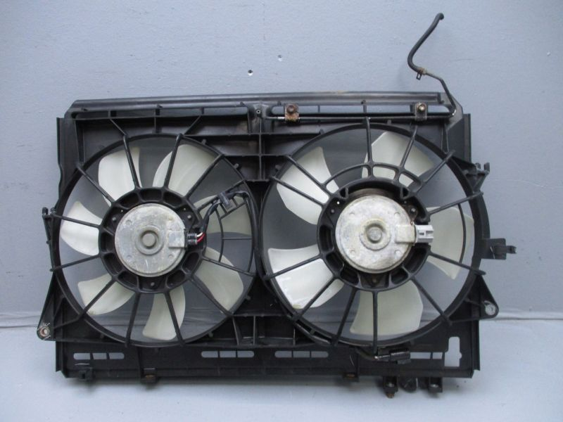Elektromotor, Kühlerlüfter TOYOTA COROLLA VERSO (ZER) 2.2 D-4D
