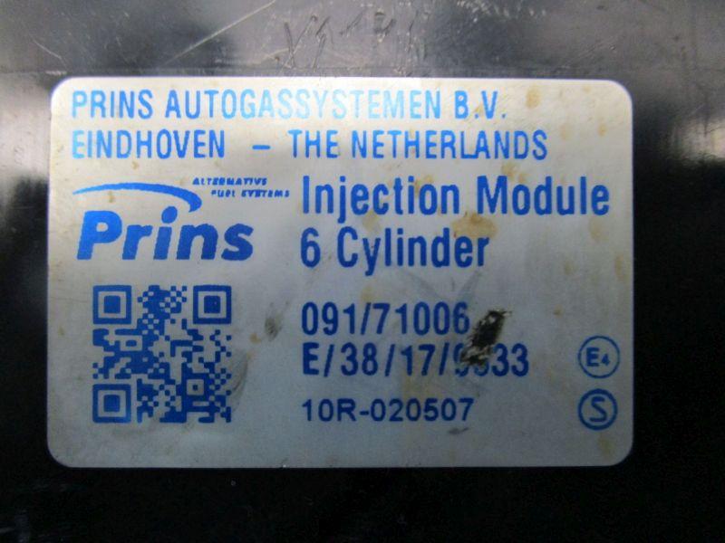 Modul Einspritzmodul Gasanlage 6-ZylinderERSATZTEIL