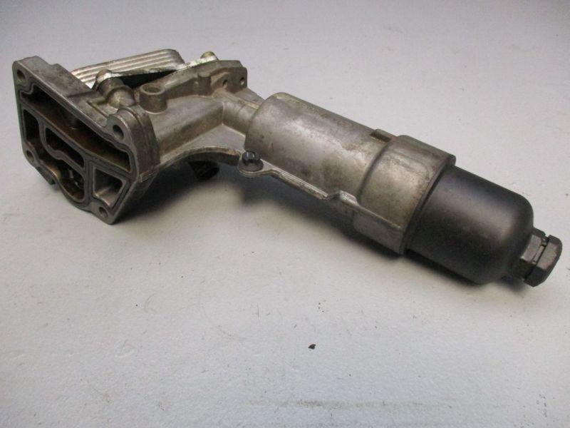 Ölkühler ÖlfiltergehäuseMERCEDES C-KLASSE T S W 203 00-07