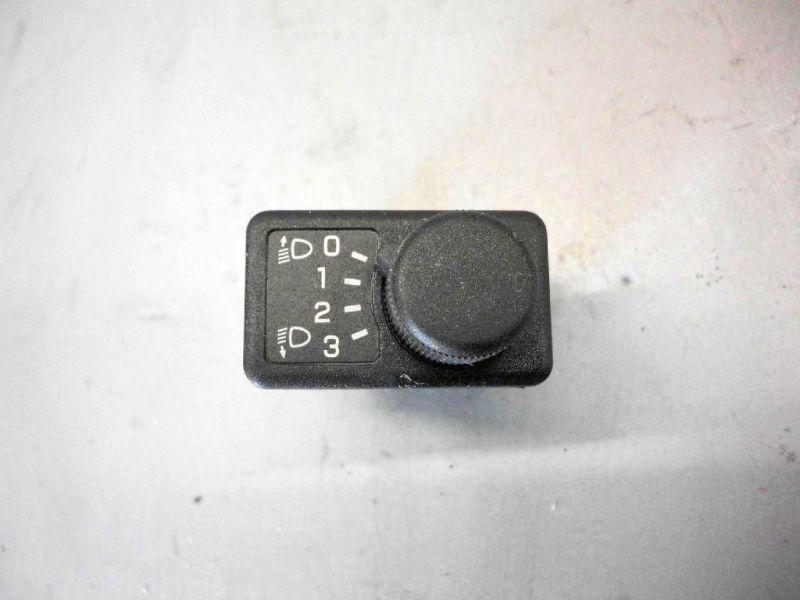 Schalter Leuchtweitenregelung NISSAN ALMERA TINO (V10) 2.0