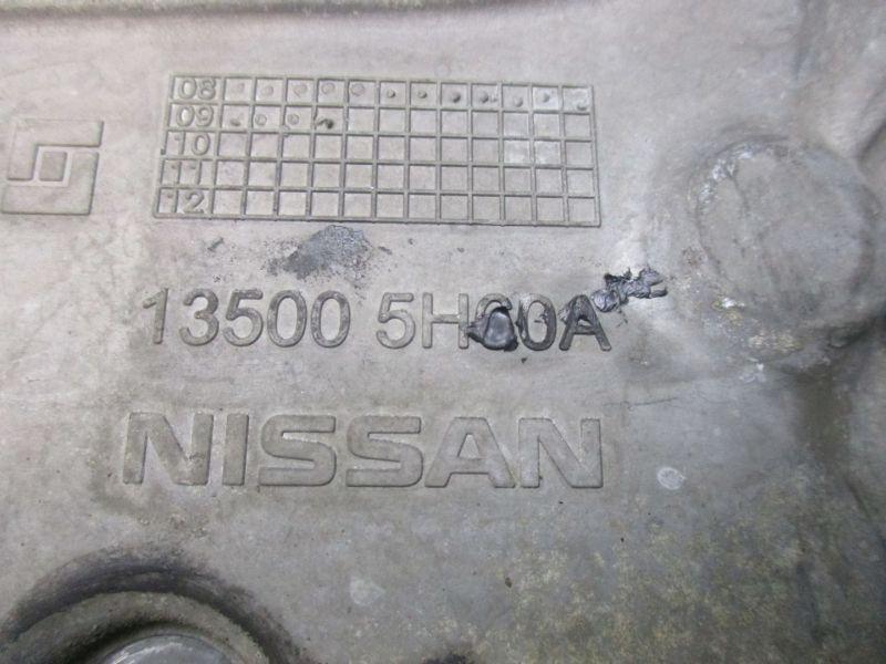 Stirndeckel (Motor) KettenkastenRENAULT MEGANE III COUPE (DZ0/1_) 1.4 TCE