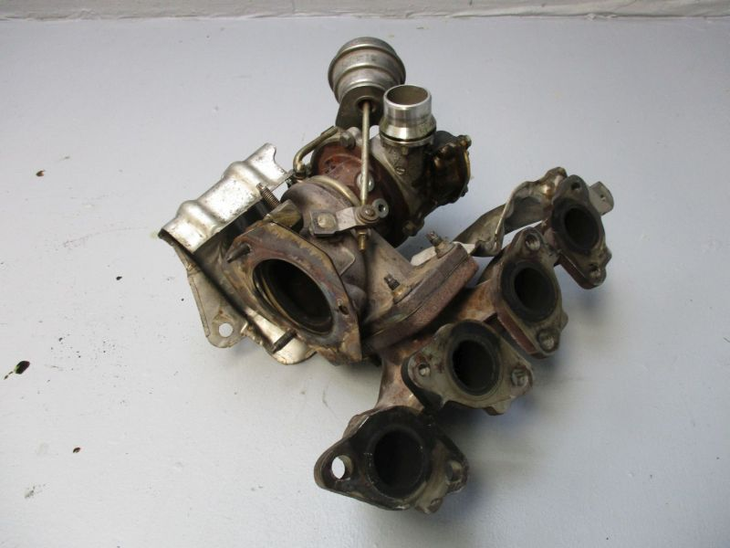 Turbolader RENAULT MEGANE III COUPE (DZ0/1_) 1.4 TCE