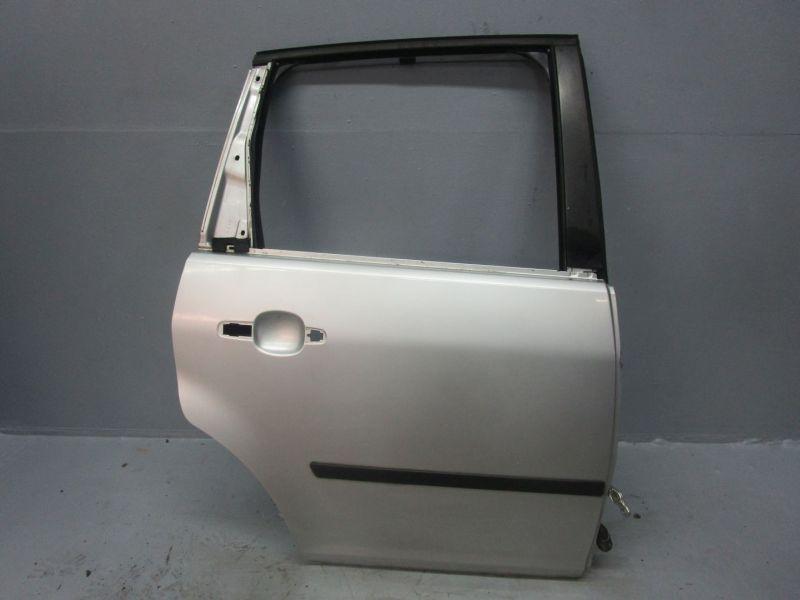 Tür Türe rechts hinten Polar-Silber met.FORD FOCUS C-MAX 1.6