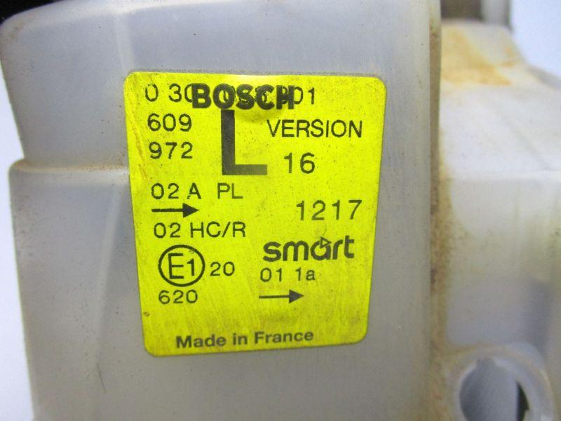 Scheinwerfer links SMART CITY-COUPE (450) 0.6