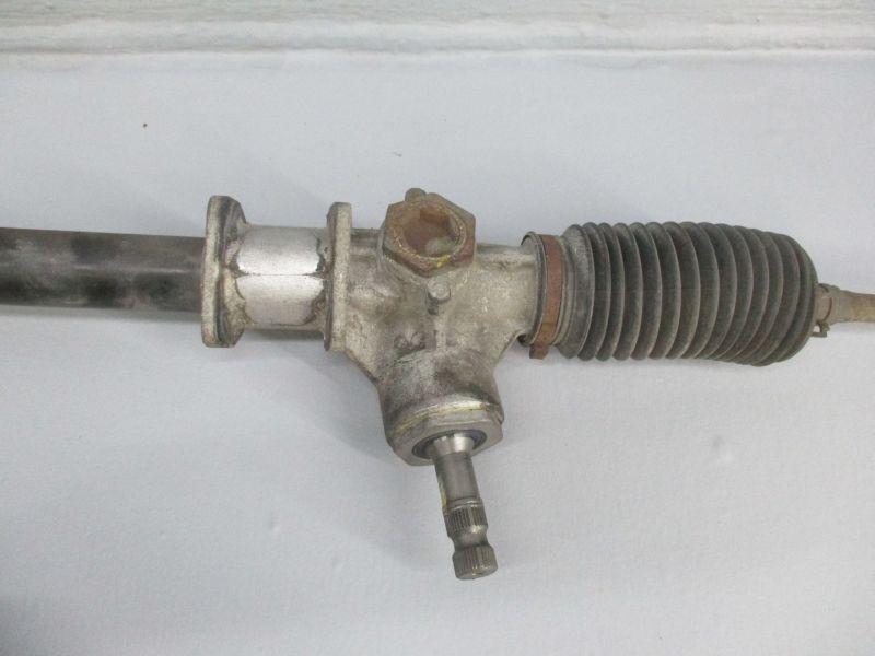 Lenkgetriebe ohne Servo OPEL AGILA (A H00) 1.2 16V