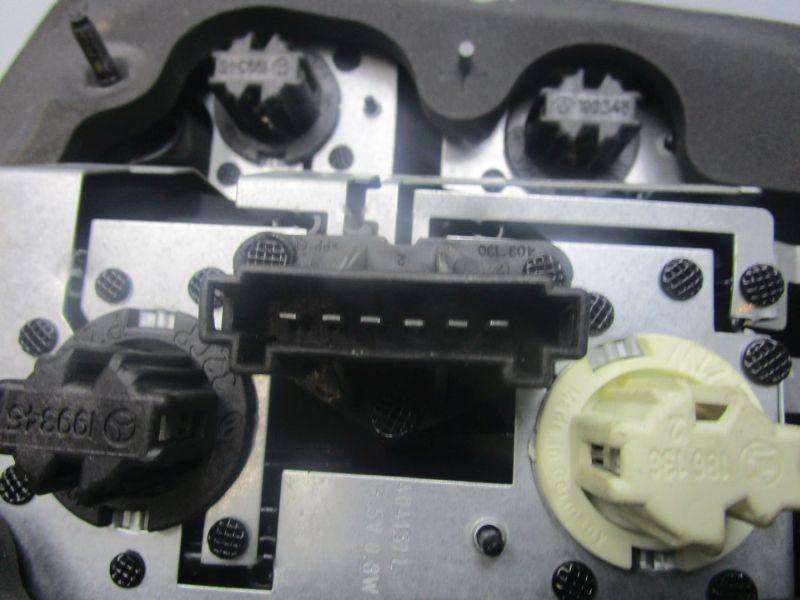 Rückleuchte Rücklicht links dunkelMERCEDES M-KLASSE (W164) ML 420 CDI