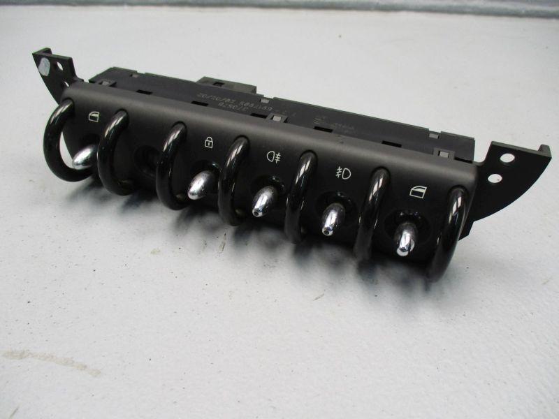 Schalter Fensterheber vorne MINI One (R50, R53) SchaltereinheitERSATZTEIL MERCEDES-BENS (W201)