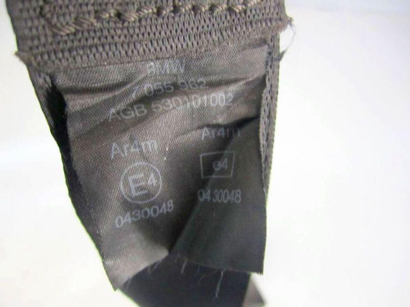Sicherheitsgurt Gurt links hinten MINI MINI (R50, R53) COOPER