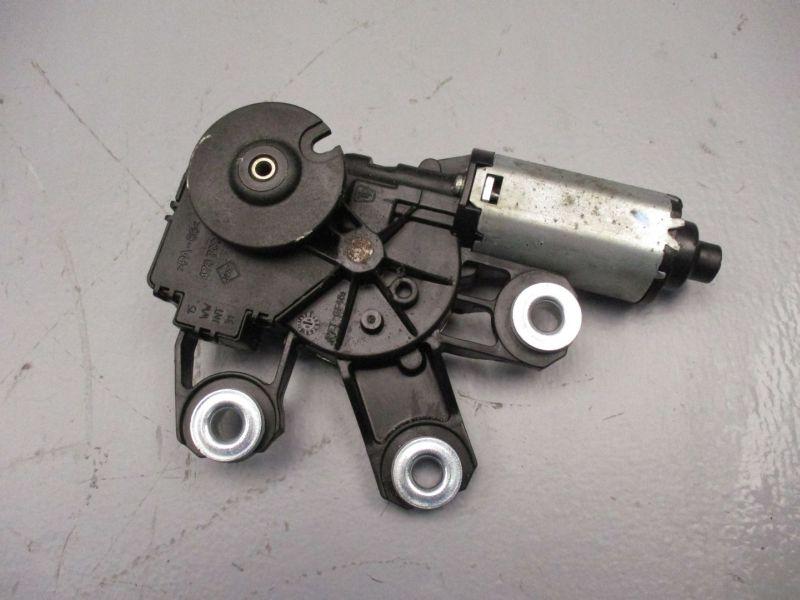 Wischermotor hinten PORSCHE CAYENNE (955) S 4.5