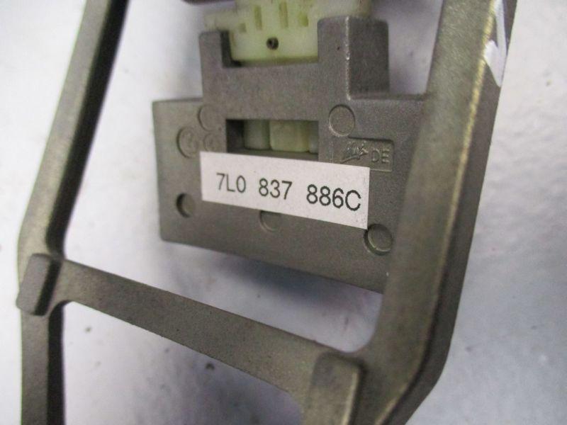 Türgriff Türaussengriff links vorn Kristallsilber met. LA7WPORSCHE CAYENNE (955) S 4.5