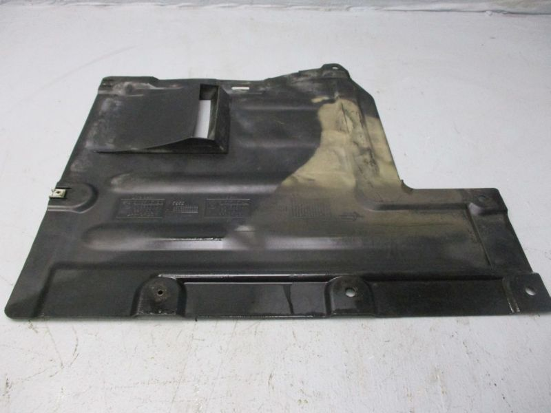 Unterbodenschutz BMW 1 (E87) 116I
