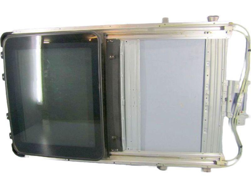 Schiebedach elektrisch ohne MotorNISSAN X-TRAIL (T30) 2.2 DCI 4X4