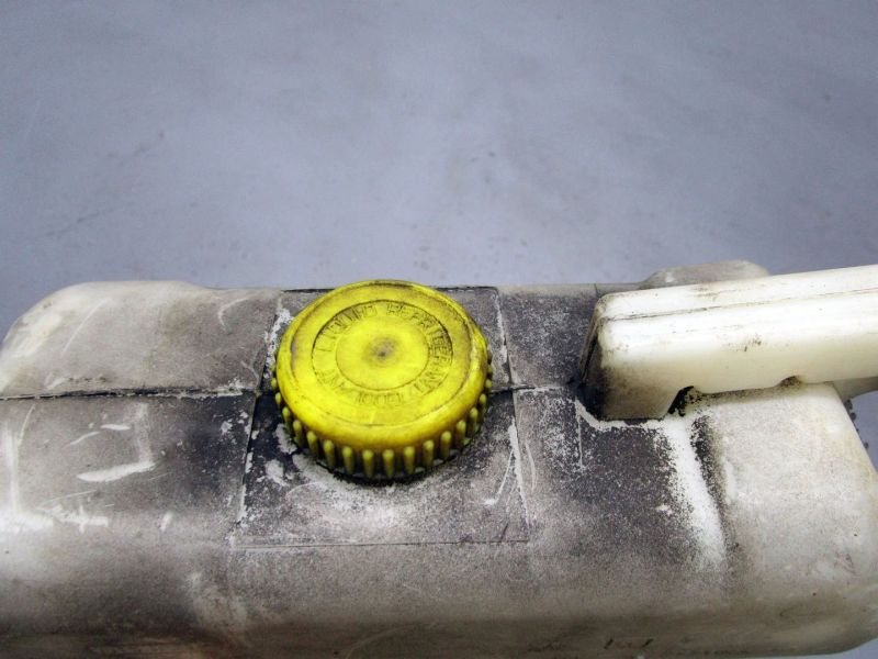 Behälter Kühlwasser Ausgleichsbehälter NISSAN ALMERA 2 II HATCHBACK (N16) 1,5