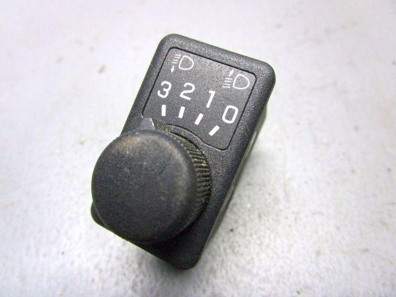 Schalter Leuchtweitenregelung NISSAN ALMERA 2 II HATCHBACK (N16) 1,5