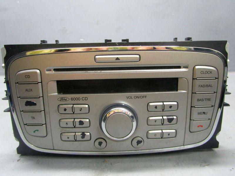 CD-Radio Autoradio 6000 CDFORD MONDEO IV 4 LIMO (BA7) 07-10